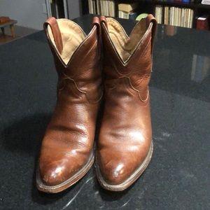 Handmade Tecovas cowboy boots